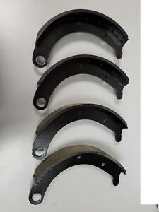1955 1956 Dodge Truck Brand New Front Shoes Mopar Half Ton 1 2 Ton Truck Bs44