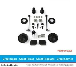 Teraflex Jeep Jk Wrangler 2 5 Inch Performance Spacer Lift Kit