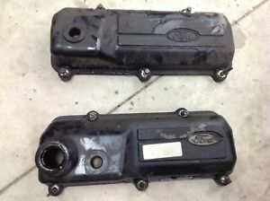 94 98 1998 98 Ford Mustang Valve Cover Set 3 8l V6 Engine Free Shipping