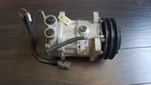New Ford Sanden Yc 146 F4hz 19703 f Sterling Truck Air Conditioning Compressor