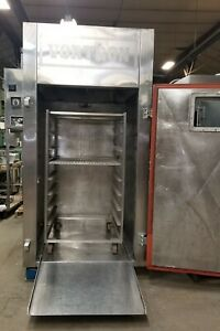 Very Nice Vortron 3 Phase Smokehouse Meat Jerky Sausage Smoker Oven