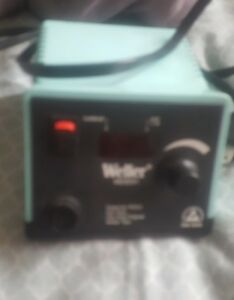 Weller Wesd51 Digital Soldering Station No Iron 50 Watt 350 850 Adjustment Mi