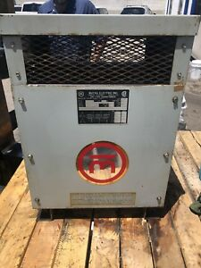 Matra 9kva 3 Phase Transformer Local Pickup Or Buyer Arranges Freight