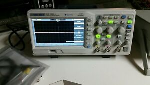 Siglent Sds1052dl 2 channel Digital Oscilloscope 50 Mhz Free Shipping