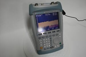 R s Fsh6 model26 spectrum Analyzer With Tracking Generator And Preamplifier