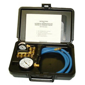 Automatic Transmission Engine Oil Pressure Tester Kit Professional Quality