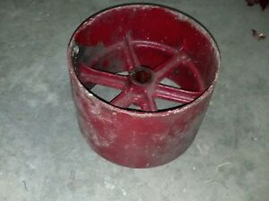 Farmall Ihc Super A B C 100 130 140 200 230 Belt Pulley Nice