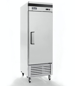Migali C 1rb hc Commercial Single Door Refrigerator Reach In Free Shipping