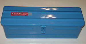 5a3bu Blue Tractor Tool Box For Ford New Holland 2000 3000 4000 5000 7000 Steel