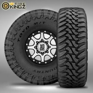 2 X Toyo Open Country M t Mt 35x12 50r20lt 121q E Load 10 Ply Bsw 35125020 Tire