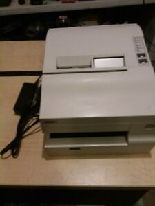 Epson Receipt Pos Printer Tm u950p M114a Centronix Parallel Complete Tested