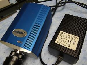 Photometrics Coolsnap Hq2 Firewire 1394 Sony Icx285 2 3 Ccd Tested
