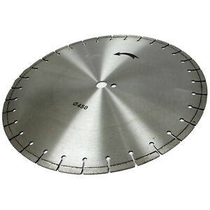18 Diamond Blade Segmented For Wet Dry Cut Concrete Masonry Tile Marble Brick