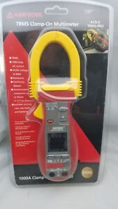 Amprobe Acd 6 Trms Pro 1000a Digitial Clamp on Multimeter True Rms