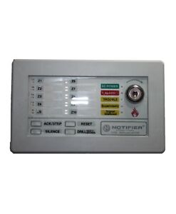 Fire lite Led 10 Fire Alarm Annunciator