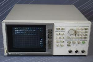 Keysight agilent 8757c 0 01 Ghz 100 Ghz Scalar Network Analyzer