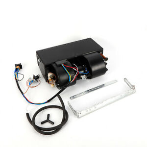 Car Truck Underdash 12v A C Air Conditioner Evaporator Heating Cooling Unit