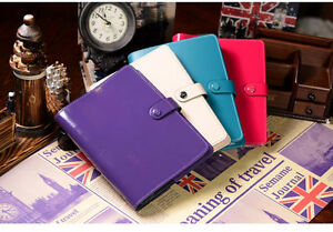 Filofax Personal Original Organiser Planner Diary Book Nude Leather Business New