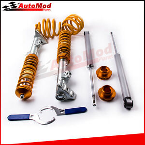 Lowering Coilovers Kit For Bmw E36 Saloon 318i 318is 318ic Returned
