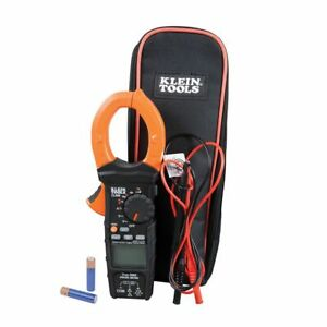 Klein Tools Cl900 2000a Digital Clamp Meter True Rms