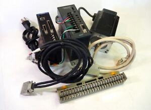 Vexta Mp401 Controller W Rkd514h a 5 phase Drive Pk5913aw Step Motor