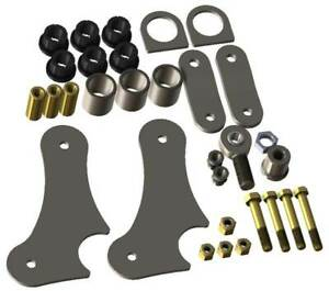 Anti wrap Traction Bar Kit