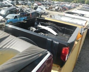 2013 14 15 16 17 Nissan Frontier King Cab Truck Bed Oem W O Utility Box Package