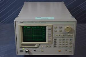 Anritsu Ms2601b 9 Khz To 2 2 Ghz Spectrum Analyzer