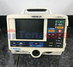Lifepak 20 Monitor