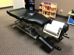 Lloyd 409 Elevation Chiropractic Full Drop Table New Upholstery