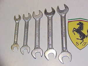 Ferrari Tool Kit Wrench Set Gedore 365 Gtb 4 Daytona Wrenchesoem