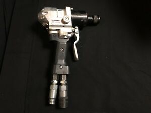Burndy Hiw716mag Low Pressure Hydraulic Impact Wrench