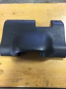 98 01 Dodge Ram 1500 2500 3500 Dash Knee Bolster Panel Mist Charcoal Gray