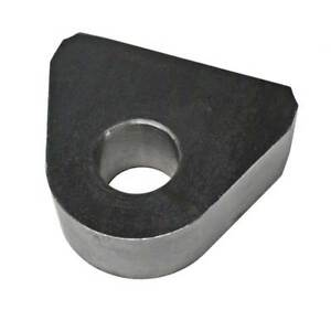 Weld On Shackle Clevis Mount 1 quot Thick