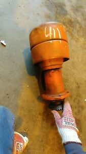 Allis Chalmers D14 D17 D15 Belt Pulley Drive Hub Antique Tractor D19
