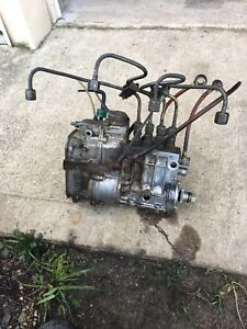 1984 Mercedes 240d Engine Diesel Fuel Injection Pump