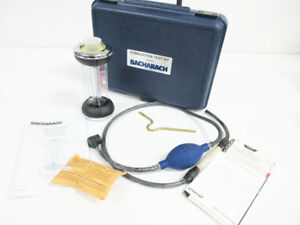 Bacharach 10 5000 Fyrite Classic Gas Analyzer Co2 Testing Indicator