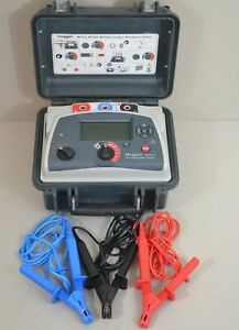 Megger Mit515 5kv Insulation Resistance Tester Mit 515 Excellent Condition