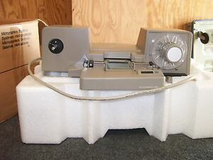 Canon 100r Microfilm Carrier New