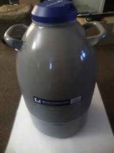 Worthington 25ldb Liquid Nitrogen Storage Dewar 25 L