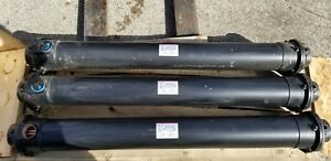 New Copper Tube Brass Shell Heat Exchanger 3 Available Free Frieght