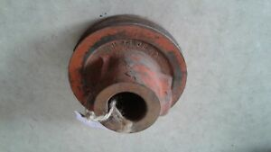 Allis Chalmers Styled Wc Tractor Pulley Original