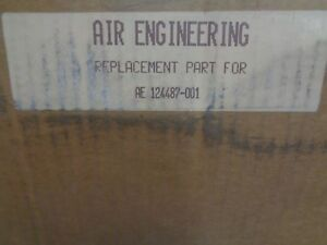 New Quincy Air Engineering 124487 001 Air oil Separator Compressor Filter