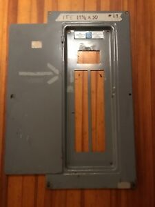 Ite Electrical Panel Cover Circuit Breaker Box Cover