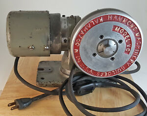 Hammond Vcc m Motorized Tool Grinder Attachment For Surface Grinders