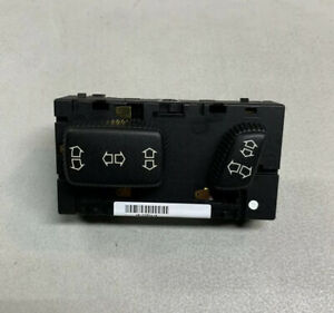 Bmw Power Seat Switch Control Front Left Oem 61316910717