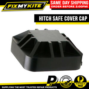 Hitch Safe Black Cap Replacement Cover Hitchsafe Security Lockbox Rubber
