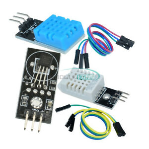 Dht22 am2302 Temperature And Humidity Sensor Dht11 Ds18b20 Temperature Module