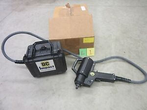 Dc Impact Wrench Electric Portable Rechargeable 1 2 Drive 151700692 Military New