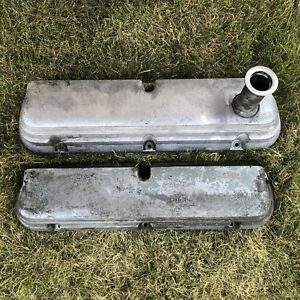 1986 1993 Ford Mustang Gt Lx Efi Aluminum Valve Covers 289 302 351w V8 Factory